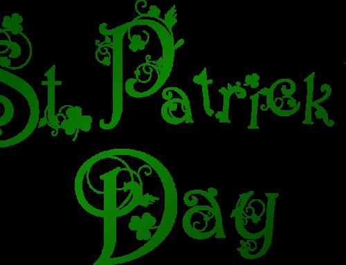 St. Patricks Day mit den Pfadfindern