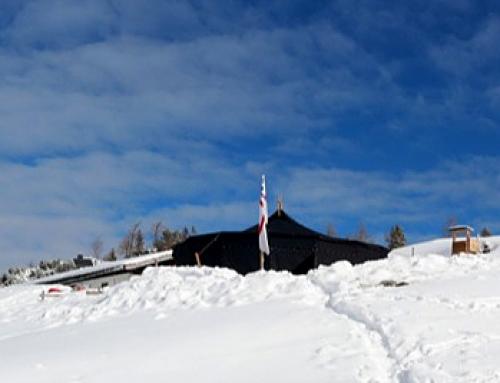 Winterzelten 2014