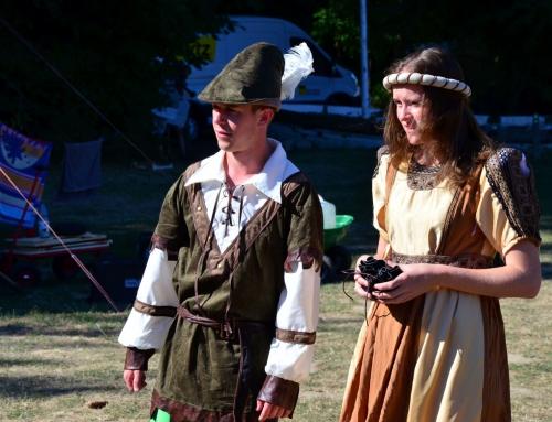 10 Tage bei Robin Hood und seinen Freunden